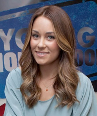 lauren conrad brunette hair 2011