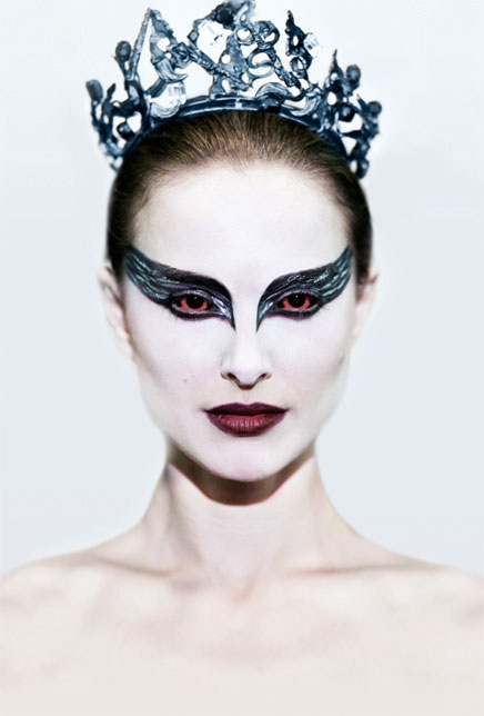 Black Swan the movie makeup by M·A·C Cosmetics