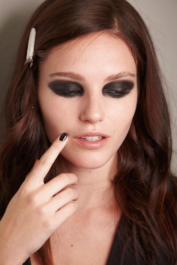 L Wren Scott Fall 2011 Makeup And Beauty Blog