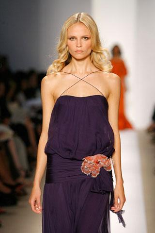 J. Mendel New York Fashion Week