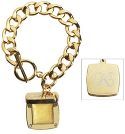 Kimora Lee Simmons Charm Bracelet