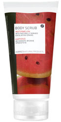Korres Body Scrub in Watermelon