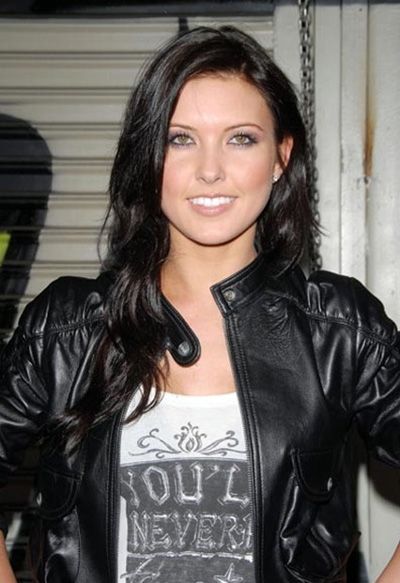 Audrina used to sport dark brown hair in the past.