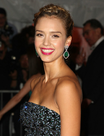 Jessica Alba Haircut. How To Get Jessica Alba#39;s