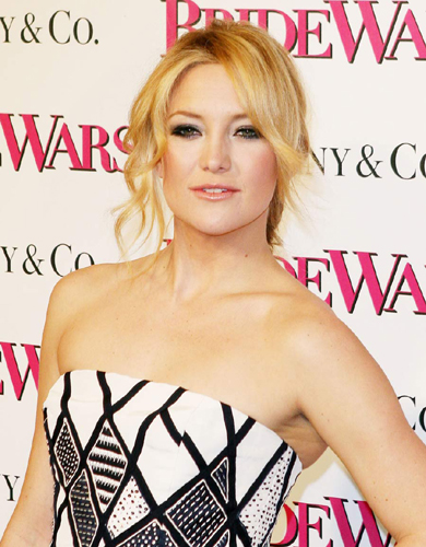 kate hudson hair color. kate hudson hair bride wars.