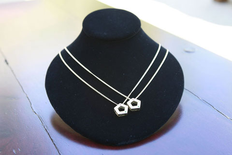 Limited Edition Necklace by Isabelle Bijoux