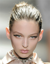 Redken S Spring Summer 2009 Hair Trends Makeup And