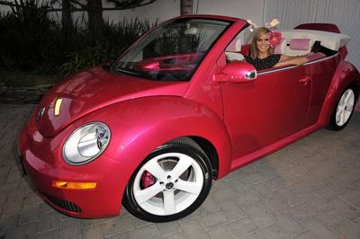 Malibu BarbieR New Beetle Convertible! – style interviews