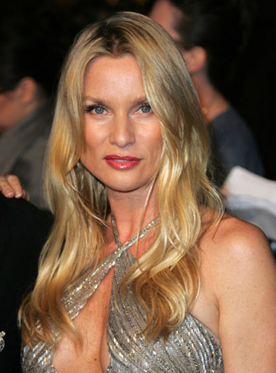 Nicollette Sheridan beauty secrets