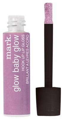 Avon mark Glow Baby Glow Luxe Hook Up Lip Gloss