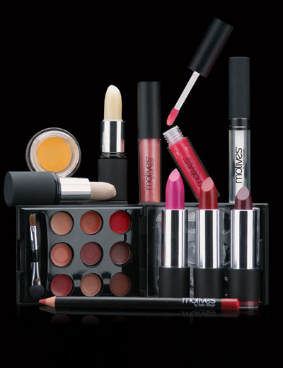 Featuring Motives by Loren Ridinger as the exclusive cosmetics line ...