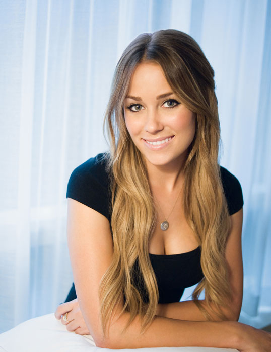 lauren conrad nails. Lauren Conrad: I like that it