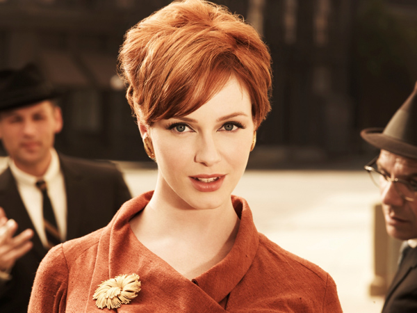 Talking Makeup is excited to share with you a Q&A with Mad Men's lead makeup