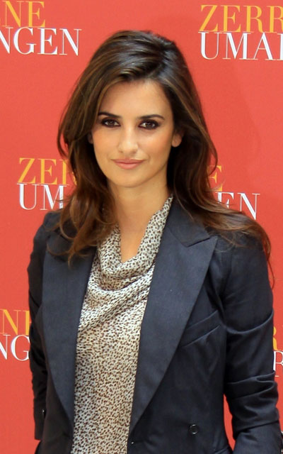 I find Penelope Cruz as one of