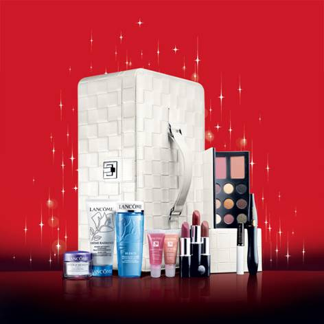 Spend $36 on any combination of Lancôme products and you're eligible to
