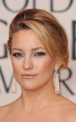 "golden globes makeup. Beauty Inspiration & The Look: ""Golden Globes makeup is all about the dress."