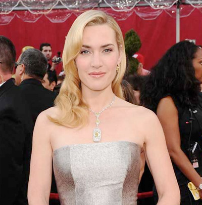 How to get Kate Winslet's Oscars 2010 Hairdo: