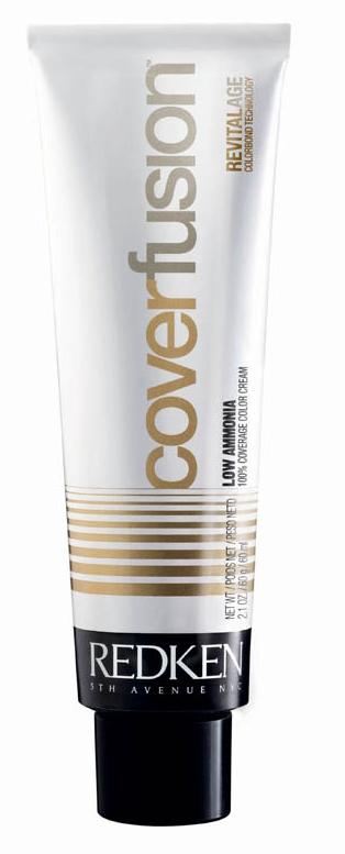 Cover Fusion Low Ammonia 100% Coverage Color Cream