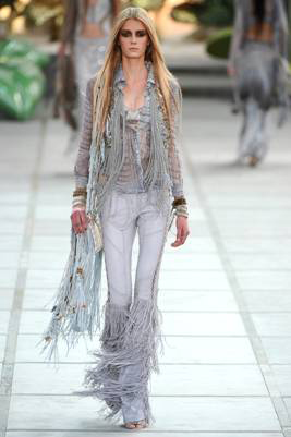 Roberto Cavalli Spring Summer 2011 Collection Makeup And