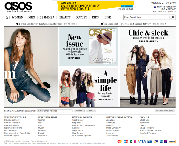 how to return items to asos
