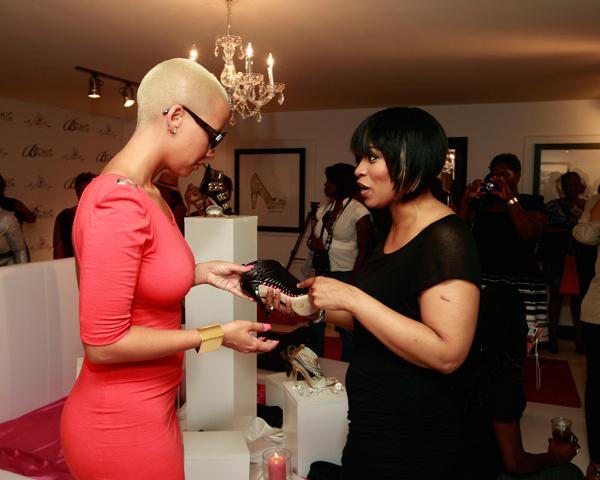 Rashidah Ali and Special Guest Amber Rose Invite Atlanta to Shop for