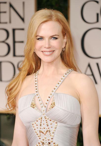Nicole Kidman At The 2012 Golden Globes - Makeup and Beauty blog ...