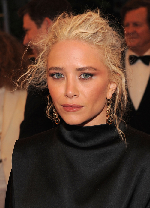 Mary-Kate Olsen At The Met Gala