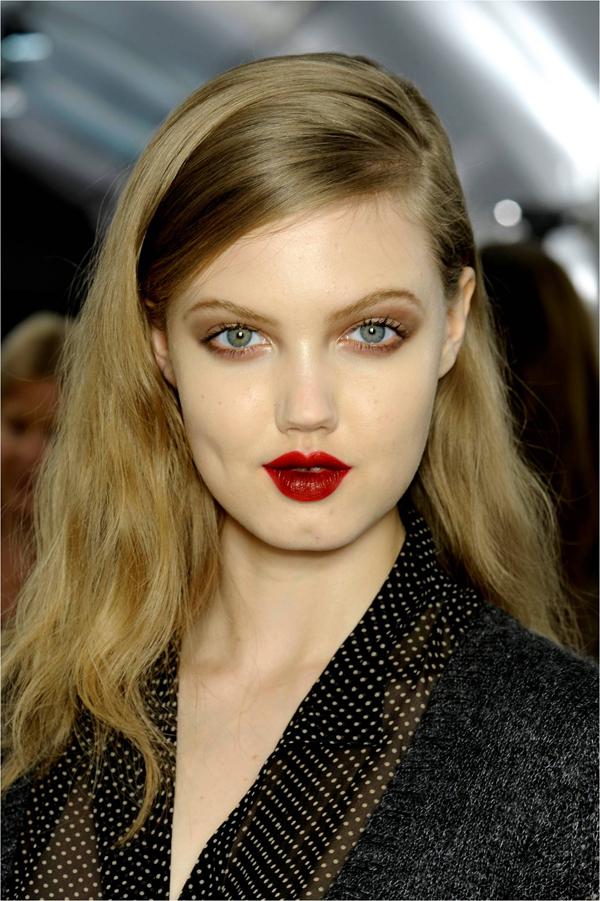 Nina Ricci Fall 2012 Makeup And Beauty Blog Talkingmakeup Com