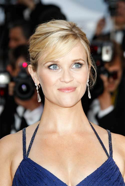 d5cbfabf8 Reese Witherspoon Cannes Film Festival 2012 - Makeup and Beauty blog ...