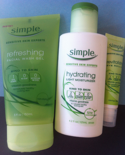 Simple Products how much does your stress diet affect your skin makeup and