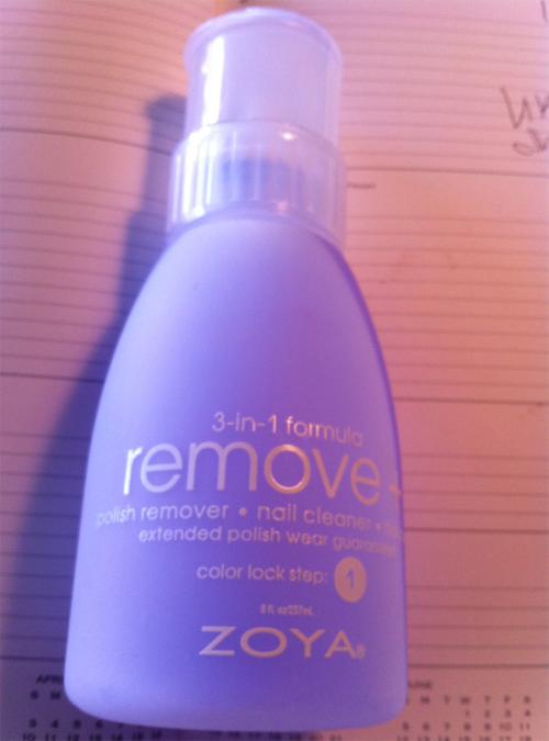 Zoya Nail Polish Remover Makeup And Beauty Blog Talkingmakeup Com