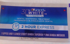 Заказать полоски для отбеливание зубов