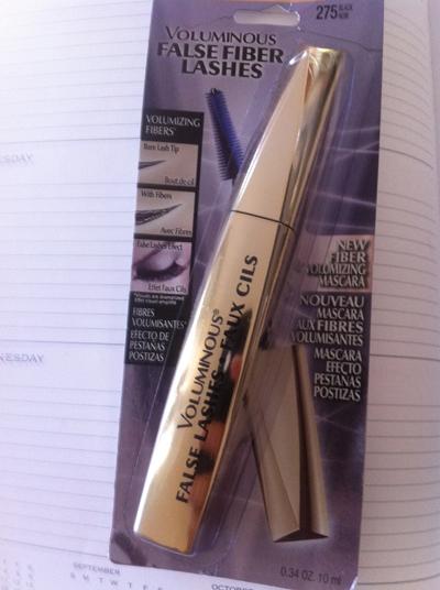 4331076d286 ... makeup bag False Fiber Lashes Mascara:) L'Oreal Paris Voluminous ...