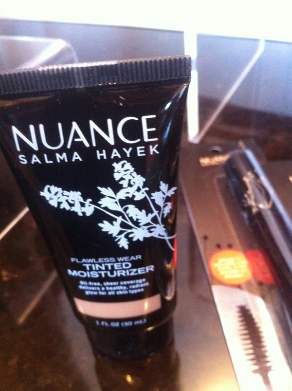 Salma Hayek Meets Marta Walsh - Makeup and Beauty blog ... Salma Hayek Nuance