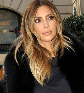 How To Get Kim Kardashian's Hair Color