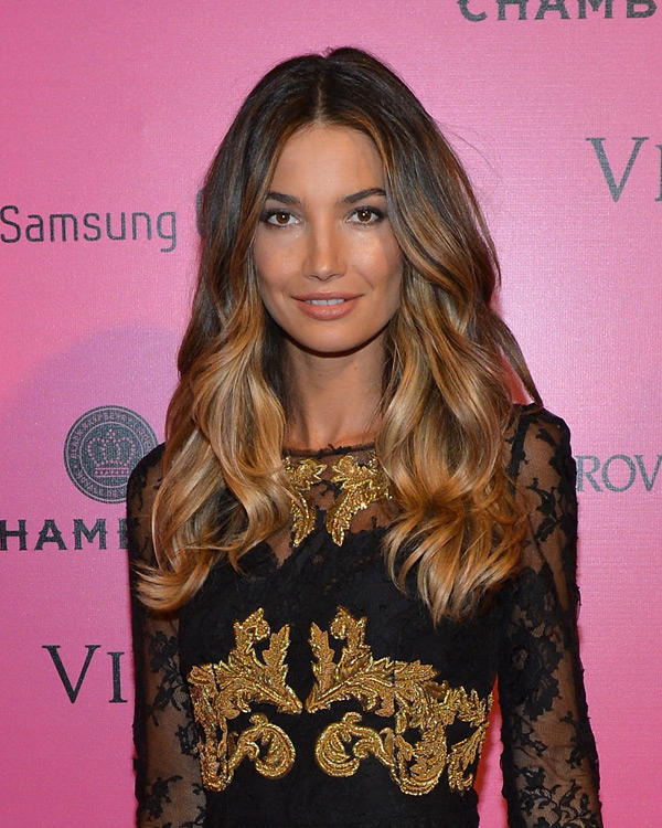 How To Get Lily Aldridge's Hair Color