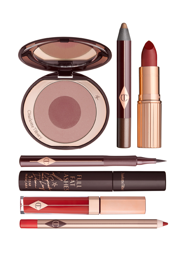 Charlotte Tilbury Beauty The Bombshell Look