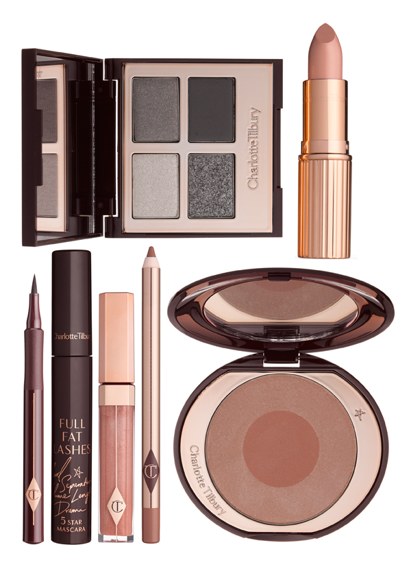 Charlotte Tilbury Beauty The Rock Chick Makeup Look