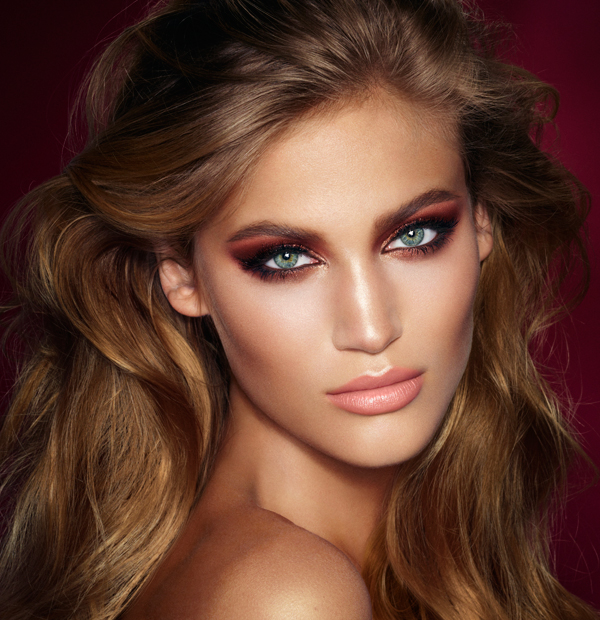 Charlotte Tilbury Beauty The Dolce Vita Makeup Look