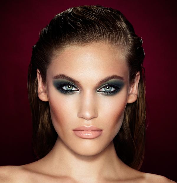 Charlotte Tilbury Beauty The Rebel Makeup Look