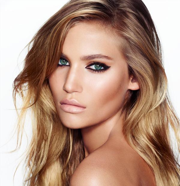 Charlotte Tilbury Beauty The Rock Chick Makeup Look