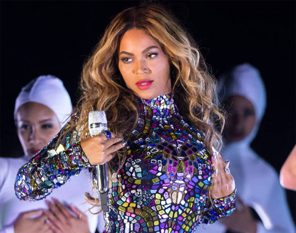 Beyonce At The VMA's