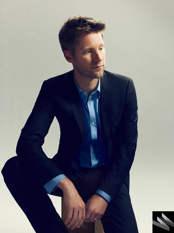 Burberry CEO Christopher Bailey In October WIRED | Photo Credit Credit: Joe Pugliese / WIRED