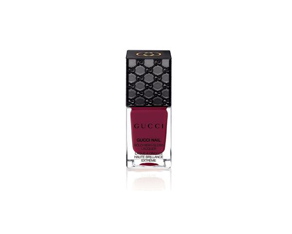 Gucci nail Bold High Gloss-Lacquer 150 Wild Amarena