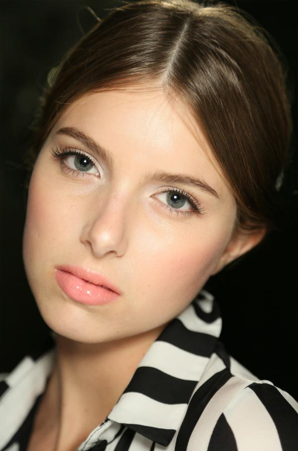 Alice & Olivia NYFW SS15 Makeup By Stila Cosmetics