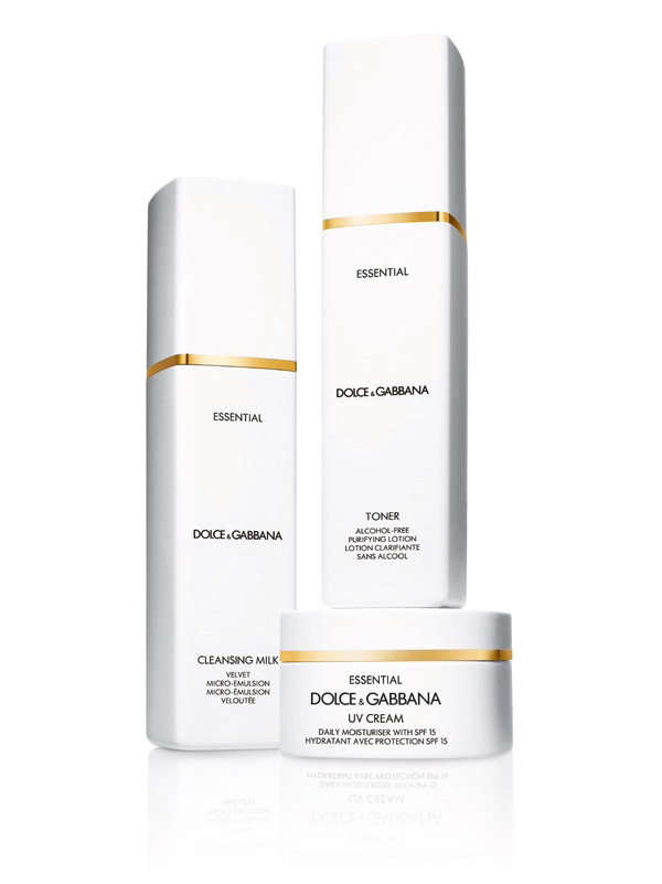 Dolce&Gabbana Introduces Skincare
