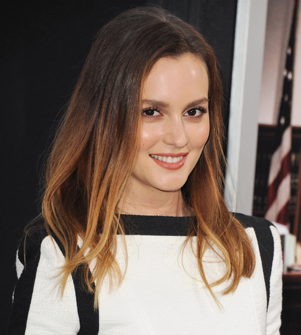 Leighton Meester at 'The Judge' Premiere in Beverly Hills