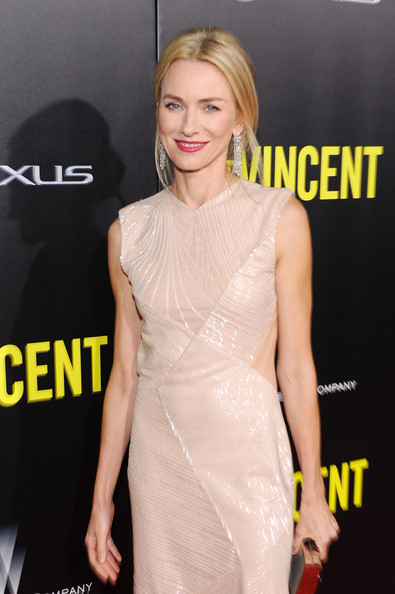 Naomi Watts Wears Jouer to St. Vincent Premiere