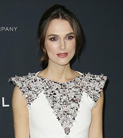 Keira Knightley  Makeup by Chanel celebrity makeup artist Kate Lee. Do you love?