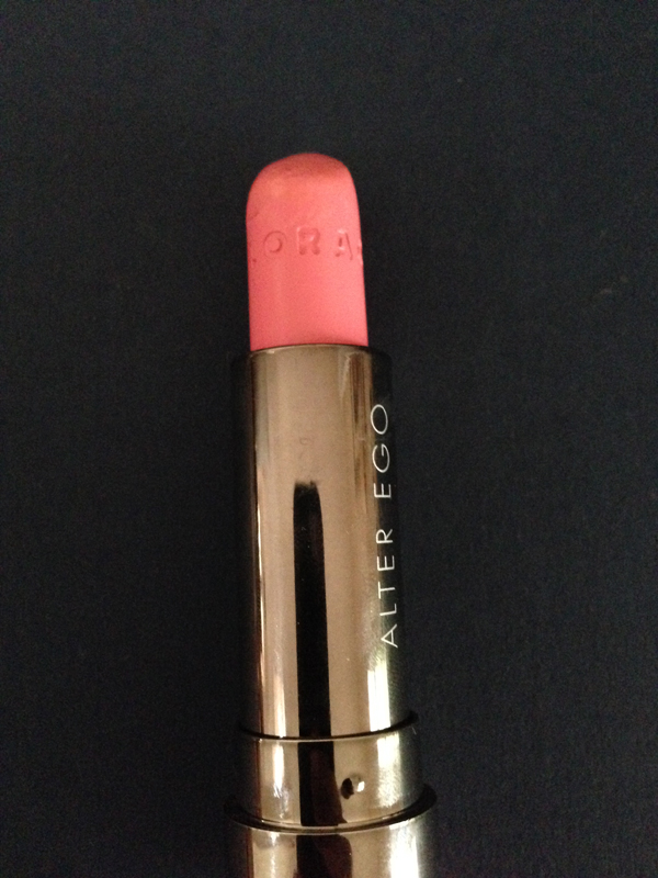 LORAC Alter Ego Lipstick in Heiress, $16.